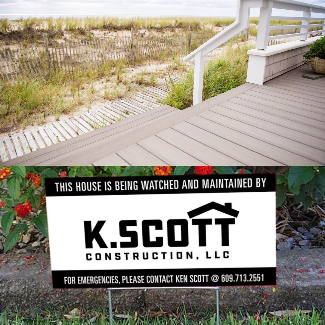 LBI Do you own a home on Long Beach Island? Do you worry about your house in the mon…