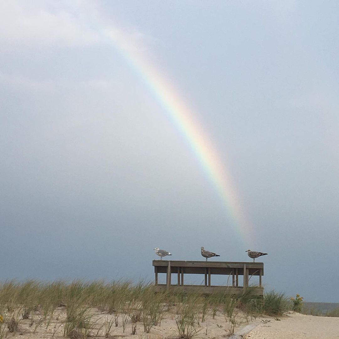 LBI Long Beach Island  every single day is gorgeous, no matter what the weather is !…