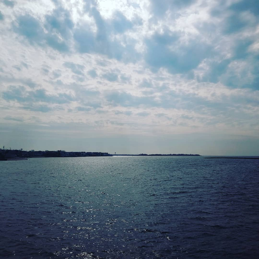 Read more about the article LBI Made sure to visit  before I left. I miss the view. I still have an ocean to enj…