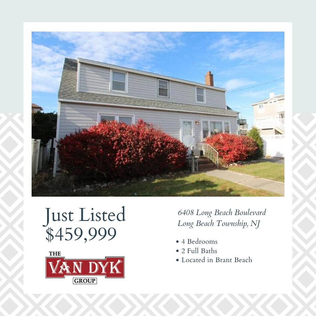 Read more about the article LBI NEW LISTING!  This home offers a range of options and opportunities.  A little w…