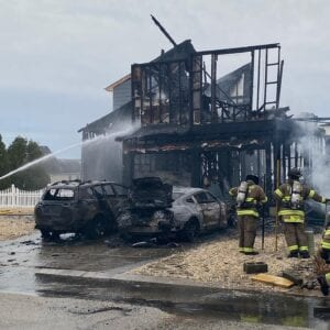 Read more about the article Village Harbour Home Destroyed By Fire