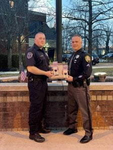 Stafford First Responders Recognized for Lifesaving Actions