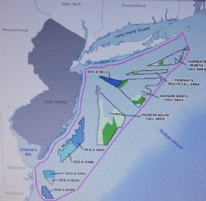 Public May Comment on Environmental Impacts of Ørsted's Offshore Wind Farm