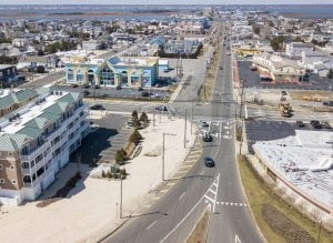 Nightly Road Closures at Exit From LBI