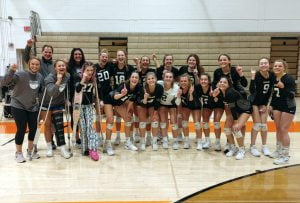Southern Overtakes Cherokee, Snags Girls Volleyball Title