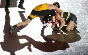 Southern Regional's Hummel, Collins End Wrestling Season as State Runners-up