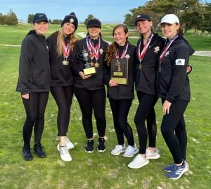Read more about the article Southern Girls Golfers Place Fourth in Conference After Winning County Title