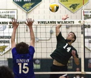Pinelands Launches Boys Volleyball With Early Success