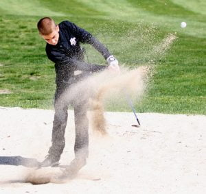 Southern Regional Boys Golf on a Roll With Four Straight Wins