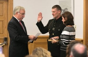 New Police Chief Takes Helm in Long Beach Township