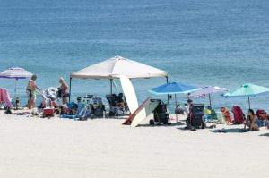Beach Tent Restrictions Could Come to Ship Bottom
