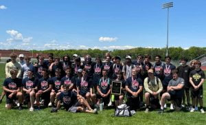 Read more about the article Braddock Leads Way as Southern Boys Win Track and Field County Title