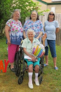 Read more about the article 99 Years Young Woman Celebrates in Little Egg Harbor