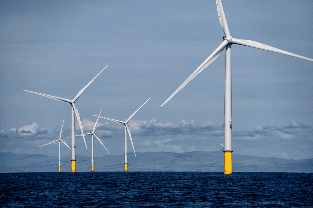wind energy and surfing