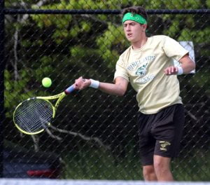 Pinelands Regional Boys Tennis Team Advances to State Sectional Final
