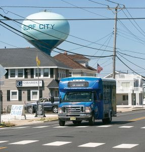 Read more about the article LBI Shuttle on the Road Weekends; Full-Time Service Begins June 28