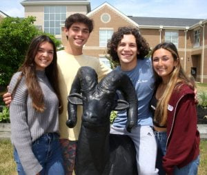 Adaptable and Hopeful, Officers Led Southern's Class of 2021 Through Rocky School Year