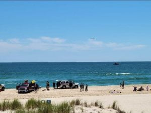 Coast Guard Continues Search for Downed Plane Off LBI