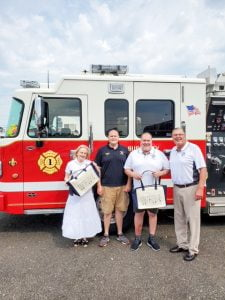 Taxpayers Group Launches New Fundraiser to Benefit Surf City Fire, EMS