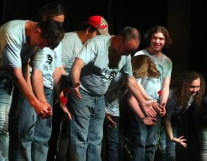 Jim McCabe: Improv Master Takes Final Bow at Southern Regional