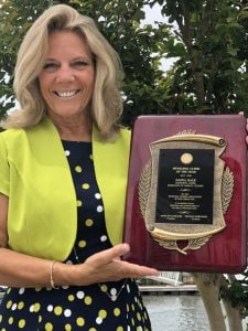 Daina Dale Is Municipal Clerk of the Year