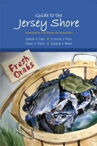 Read more about the article Local Artists Illustrate New 'Guide to the Jersey Shore'