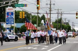 Tuckerton's 4th of July Parade Draws Hometown Crowd