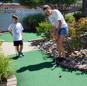 Youngster Earns His Position to Play Alongside Mom, Proves He Belongs