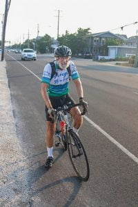 Read more about the article One-Day, 200-Mile Bike Ride – Surf City to Barnegat Light, and Repeat – Raises Money for Cancer Research