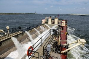 Dredge Project Seeks to Prove Materials Can Fortify Beaches