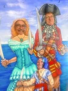 'Pirate Pictures' Launched at Maritime Museum