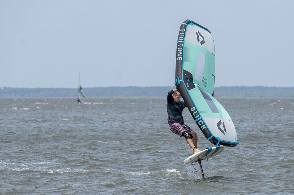 Read more about the article The Wing Is the New Thing in Watersports This Season