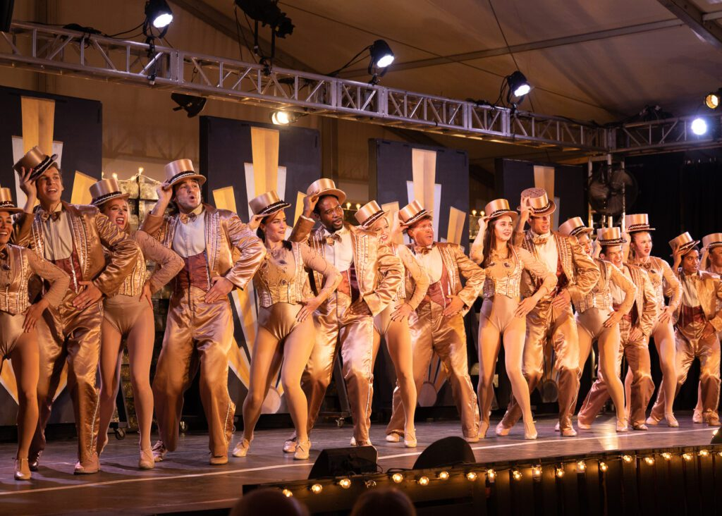 Read more about the article Sad, Storied Climb to Dancing Stardom Is 'A Chorus Line'
