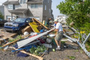 Read more about the article Tornadic Winds Leave Trail of Destruction in High Bar Harbor