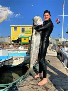 Read more about the article A Tarpon Tale Twice Told;Rays Still Making the News