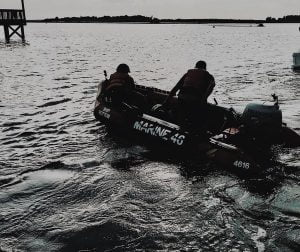 Read more about the article LBI Emergency Services Team Up for Water Rescue