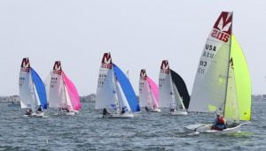 Read more about the article Melges 15 Boats Make Big Debut in LEHYC Down Bay Regatta