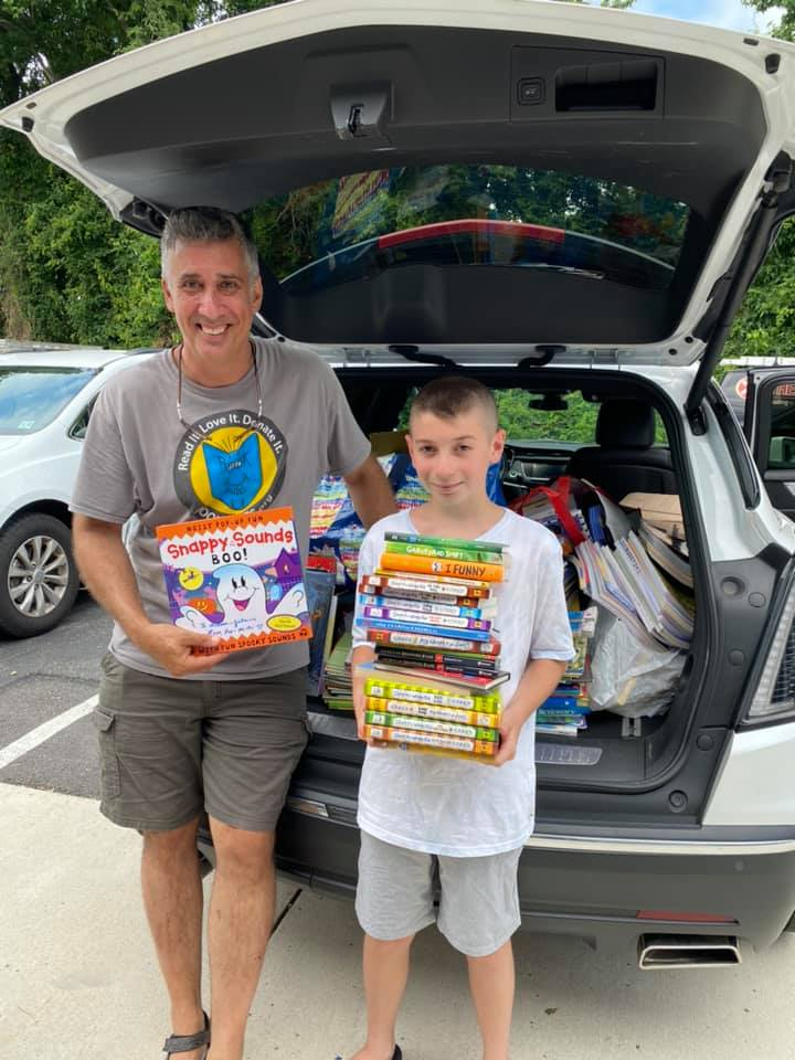 Read more about the article Teachers Start BookSmiles Chapter in Little Egg Harbor