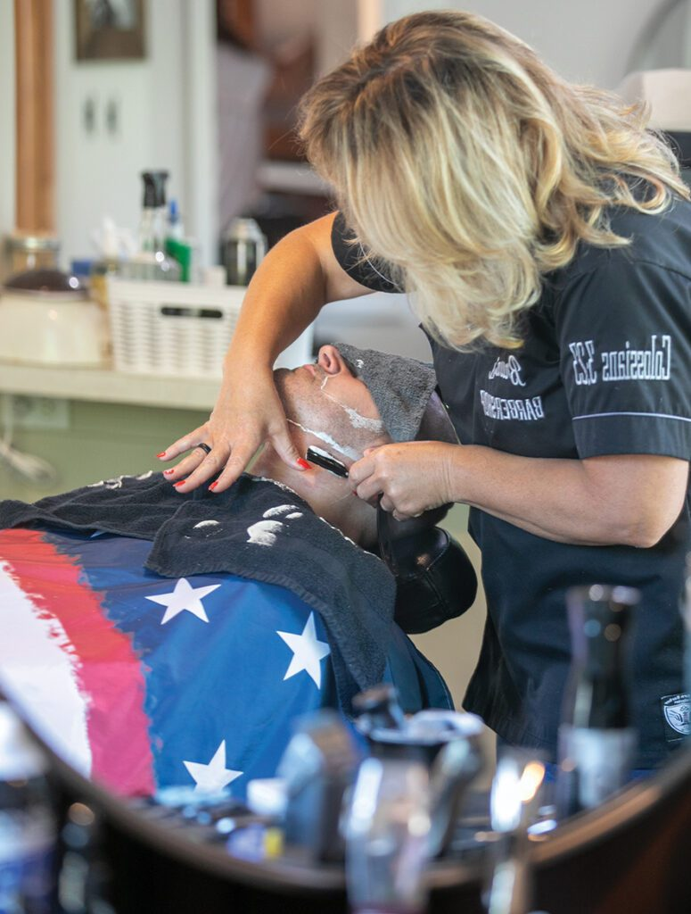 Read more about the article Bruno's Barbershop a Cut Above