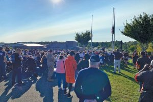 Read more about the article 9/11 Remembered at Barnegat Ceremony