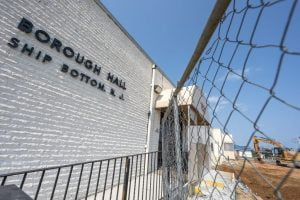 Read more about the article Work Begins at Ship Bottom Borough Hall Ahead of New Construction