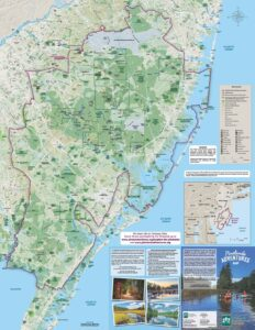 Read more about the article Pinelands Preservation Alliance's Pinelands Adventures Map Is Stellar