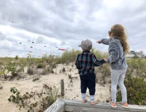 Read more about the article Strong Winds, Strong Turnout for LBI Fly Kite Festival